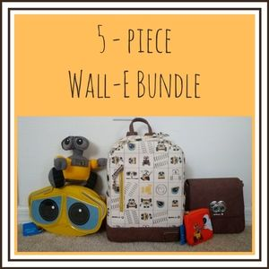 5pc Wall-E Bundle